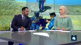 استمرار العمليات العسكرية على تخوم محافظات صلاح الدين وكركوك وديالى