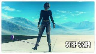 Step Skip! RC Cluster