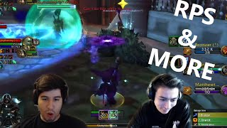PIKA WITH THE INSTANT WINS, CARL LEVELS HIS PRIEST, WIZK BACK IN ACTION! | The Move