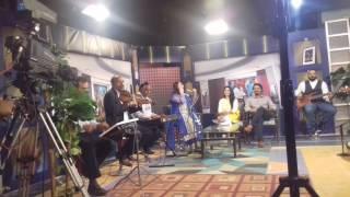 GUL NAZ BANO LIVE PTV NATIONAL KARACHI SHOW HIT SARIKI SONG  KADHAN WALSO SOHNRAN SANWAL A WATAN SAD