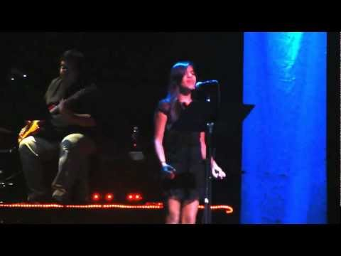 Broadway In The Brush 2012 Ava Lauren Singing Memory ~cats video