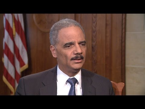 Holder: Big data is leading to 'fundamental unfairness' in drug sentencing
