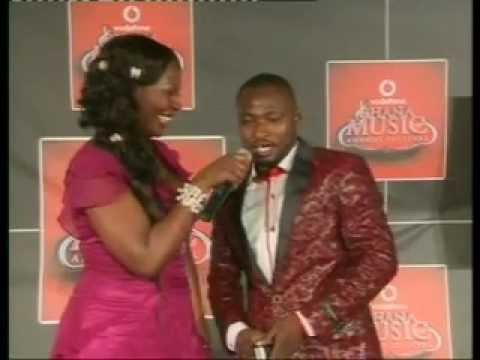 Scenes From The Red Carpet - Vodafone Ghana Music Awards 2012 video