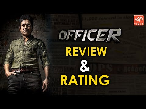 RGV's Officer Movie Review And Rating..!! | Officer Movie Review And Rating | Nagarjuna | YOYO Times