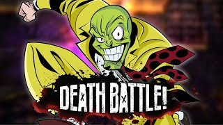 The Mask Takes Over DEATH BATTLE!