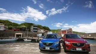 柴對味!Mazda CX5 Skyactiv-D