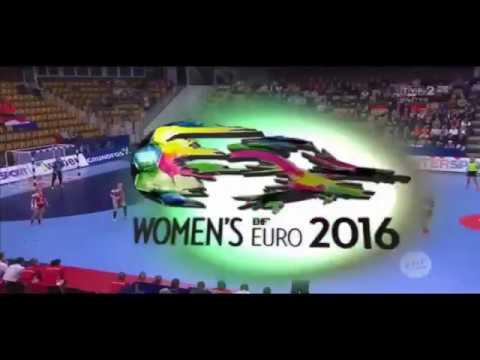 Piłka Ręczna Mistrzostwa Europy -Meczu Fazy Grupowej Polska Vs Holandia 21:30 Pierwsza Połowa