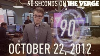 Windows 8 apps, LG Nexus 4, and AMC TV - 90 Seconds on The Verge