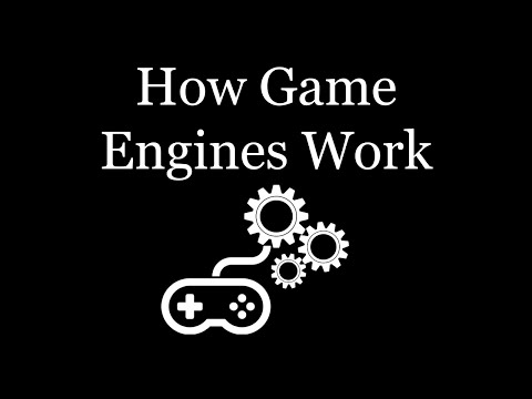 How Game Engines Work