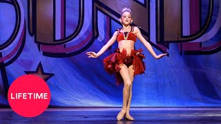 "Dance Moms: Chloe's Contemporary Solo - ""Red Queen"" (Season 2)   Lifetime"