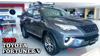 2019 Toyota Fortuner V Equipped with Toyota Genuine Accessories | Walkaround - Philippines