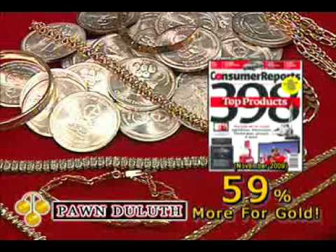 Pawn Duluth pays the most in Northern MN for Gold, Silver, Platinum, Diamonds and Coins.