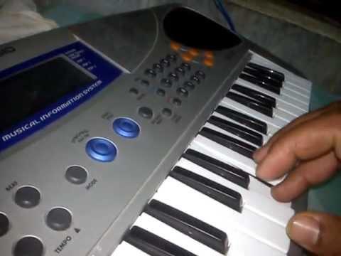 piano hindi song kaun disa me leke chala by Mohit