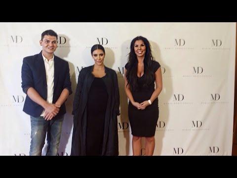 Kim Kardashian & Mario Dedivanovic Masterclass Giftbag