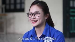 """Khoa Công nghệ Điện tử - Thông Tin - Clip Olympic 2017 - """"Nét đẹp sinh viên Viện Đại học Mở Hà Nội"""""""