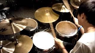 UNISON SQUARE GARDEN 10% roll,10% romance ドラム