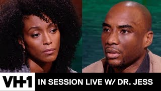 Charlamagne tha God Opens Up About His Father | In Session Live with Dr. Jess