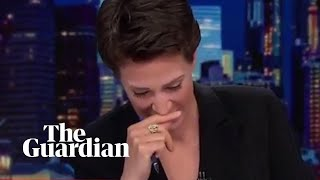 download musica Rachel Maddow breaks down during report on tender age shelters