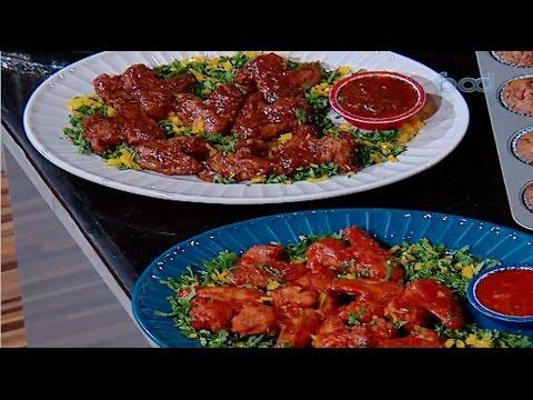 المطبخ الامريكي علي طريقة الشيف #ساره_عبدالسلام من برنامج #سنه_اولي_طبخ #فوود