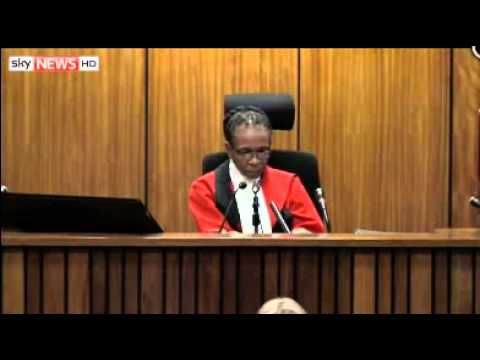 Pistorius: Angry Exchanges At Murder Trial
