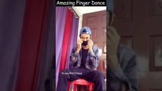 জীবনে অনেক ড্যান্স দেখেছেন!আজ অসাধারন ফিঙ্গার ড্যান্স দেখুন , Finger Dance BD.