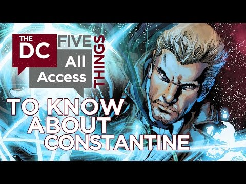 Constantine: 5 Things You Need To Know