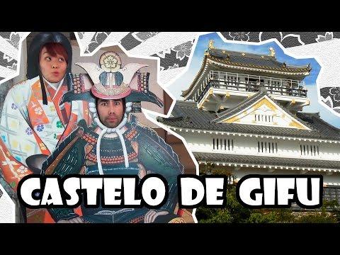 Castelo de Gifu - Japão Nosso De Cada Dia