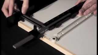 Мебельные кондуктора своими руками