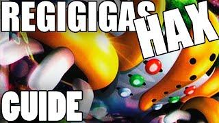 Pokémon How To Use: Regigigas HAX! Regigigas Moveset - Pokemon Omega Ruby and Alpha Sapphire Guide
