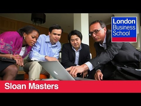Sloan Masters In Leadership And Strategy (Msc)   London Business School - Smashpipe science Video