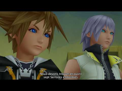 KINGDOM HEARTS HD 2.8 Final Chapter Prologue – Bande-annonce de lancement [Français]
