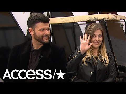 Rod Stokes & Maelyn Jarmon Can't Wait For Their 'Beautiful Disaster' Duet On 'The Voice' Semifinals