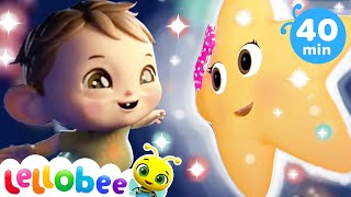 Twinkle Twinkle Little Star | Baby Songs | Nursery Rhymes & Kids Songs | Little Baby Bum