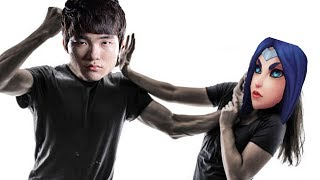 Faker is abusing Irelia! Let's figure out how and why.