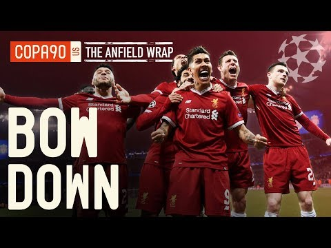 Bow Down to the Mighty Liverpool | Champions League Final Chat with The Anfield Wrap