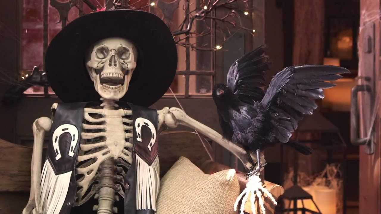 Upscale Halloween Decorations