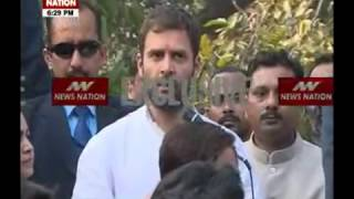 Exclusive: If PM's killers are released, can common man expect justice, asks Rahul Gandhi