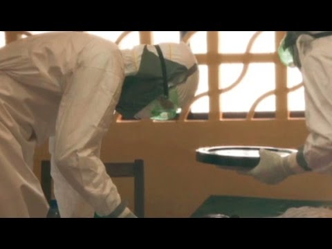 CNN\'s Elizabeth Cohen discusses the latest on how an aid worker in Liberia has been infected with the Ebola virus.