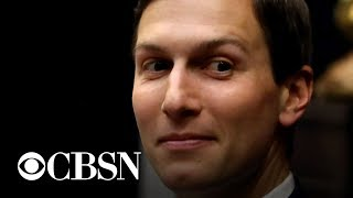 Secret Service intervenes when CBS News attempts to ask Jared Kushner a question
