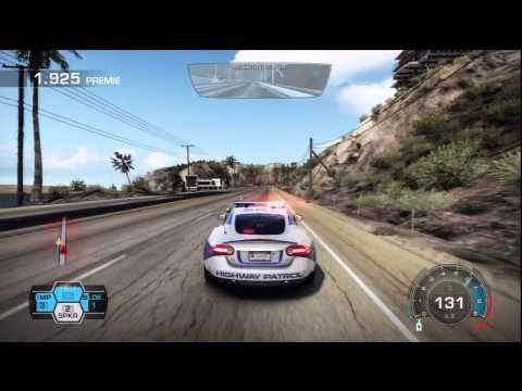 Need For Speed Hot Pursuit - Online Interceptor - Gameplay as Cop