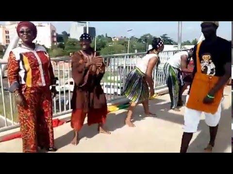 National Dance Company (Ghana Dance Ensemble) celebrates International Dance Day *29th April 2016