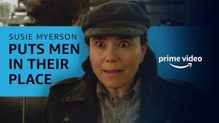 Susie Myerson vs. Every Male In New York | Prime Video