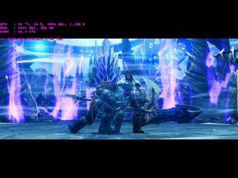 Death vs War, Darksiders 2 on GTX 670