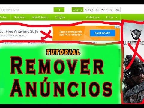 Como Remover Anúncios do Youtube - Remover Propaganda - Tirar anúncios