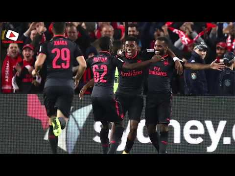 Sydney FC 0-2 Arsenal   Match Review  💥AFTV Young Gunz💥
