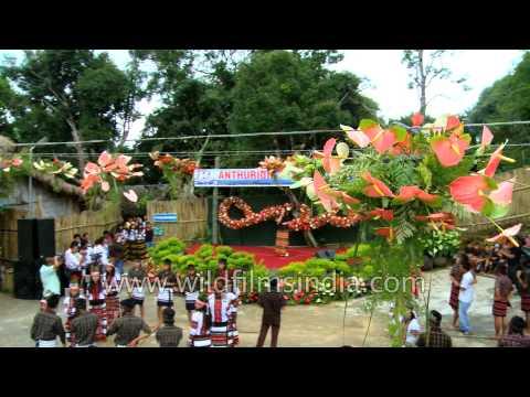 Mizoram Anthurium Festival 2013