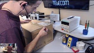 Unboxing some new tools! (Siglent SPD3303X-E, Hakko FM-203 & FM-2023)