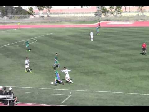 Oxnard College vs Cerritos College Mens College Soccer