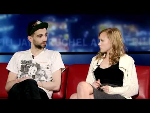 FULL INTERVIEW: Jay Baruchel and Alison Pill