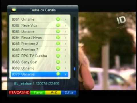 CANAIS FTA NO SAT SES-6 DA OI TV